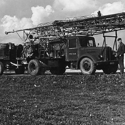 Eesti kaevupuurimise algusaegadest